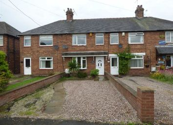 Thumbnail 3 bed terraced house for sale in Newcastle Road, Shavington, Crewe