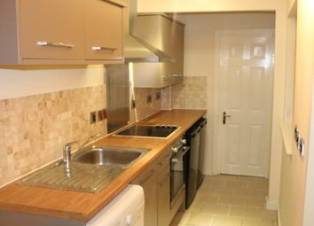 Thumbnail 3 bedroom terraced house to rent in Windermere Road, Nottingham