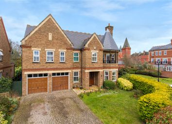 Thumbnail 7 bedroom detached house for sale in Clarence Gate, Woodford Green, Essex