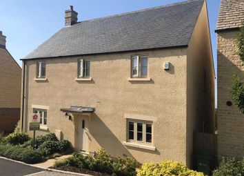 Thumbnail 4 bed detached house to rent in Shilham Way, Cirencester