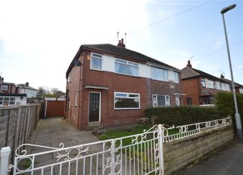 Thumbnail 3 bedroom semi-detached house for sale in Parkwood Road, Leeds, West Yorkshire