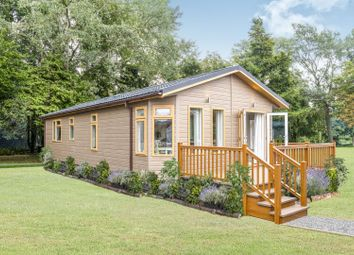 Thumbnail 2 bed lodge for sale in Woodham Walter, Maldon