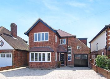 Thumbnail 5 bed detached house for sale in Branksome Way, New Malden