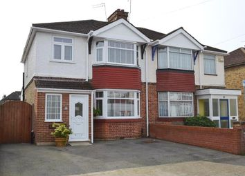 Thumbnail 3 bed semi-detached house to rent in Dellfield Crescent, Cowley, Uxbridge