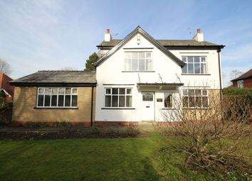 Thumbnail 3 bed detached house for sale in Bury Road, Bamford, Rochdale