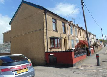 Thumbnail 4 bed end terrace house for sale in Sandy Road, Llanelli, Carms