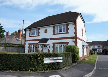Thumbnail 2 bed flat for sale in Bembridge Court, Crowthorne
