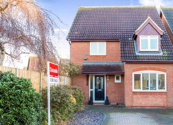 Thumbnail 3 bed detached house for sale in Partridge Piece, Sandy
