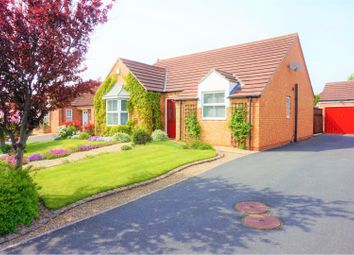Thumbnail 2 bed detached bungalow for sale in Centurion Way, Scarborough