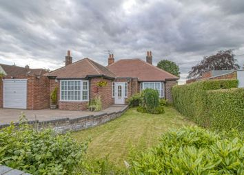 Thumbnail 3 bed detached bungalow for sale in Station Road, Kenton Bank Foot, Newcastle Upon Tyne