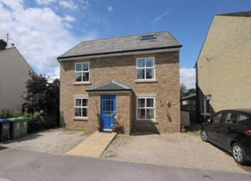 Thumbnail 5 bed detached house for sale in Brookfield Road, Sawston, Cambridge