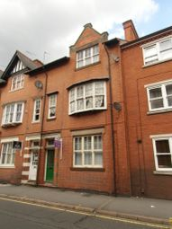 Thumbnail Studio to rent in Regents Road, Leicester