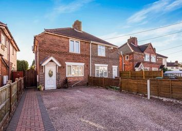 Thumbnail 3 bedroom semi-detached house for sale in Ogley Crescent, Walsall, West Midlands
