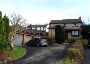 Thumbnail 4 bed detached house for sale in Cole Mead, Bruton