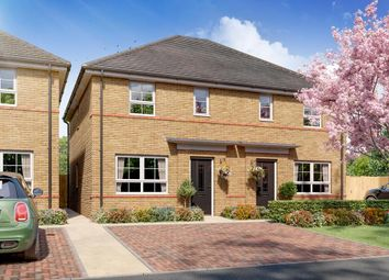 "3 bed end terrace house for sale in ""Ellerton"" at Richmond Way, Whitfield, Dover CT16"
