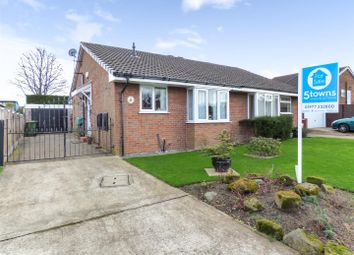2 bed bungalow for sale in Gleneagles Road, Featherstone, Pontefract WF7