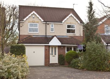 Thumbnail 4 bedroom detached house to rent in Landau Close, York