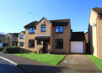 Thumbnail 3 bed detached house to rent in Brinkburn Grove, Banbury