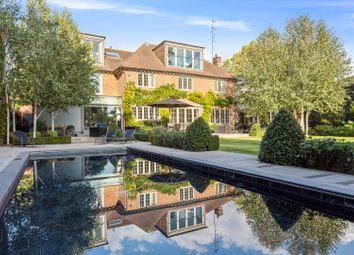 Roedean Crescent, Roehampton Gate, London SW15. 5 bed detached house for sale