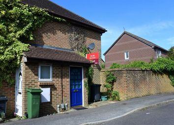 Thumbnail 1 bedroom terraced house to rent in Middleton Gardens, Basingstoke