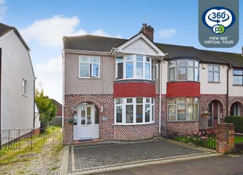 Thumbnail 3 bed end terrace house for sale in Cecily Road, Cheyelsmore, Coventry