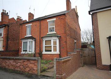 Thumbnail 3 bed semi-detached house for sale in Wilmot Street, Ilkeston
