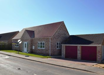 Thumbnail 2 bed bungalow for sale in High Road, Gorefield