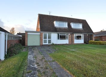 Thumbnail 2 bed semi-detached house for sale in Abberley Drive, Droitwich