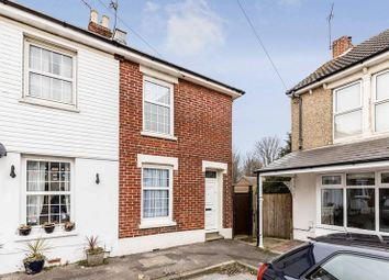 Thumbnail 2 bed terraced house for sale in Sultan Road, Emsworth