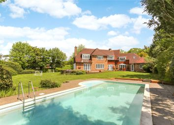 Thumbnail 5 bed detached house for sale in The Downs, Leatherhead, Surrey