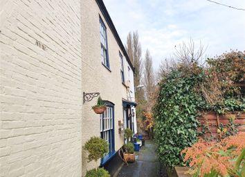 3 bed terraced house for sale in Bridge Terrace, Tiverton, Devon EX16
