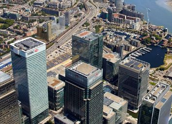 Thumbnail 1 bed flat for sale in Manhattan Plaza, Canary Wharf