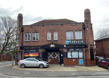 Thumbnail Pub/bar for sale in The Griffin Inn, 35-37 Anglesea Road, Southampton