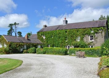 Thumbnail 9 bed detached house for sale in Llanarthney, Carmarthen