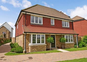 Thumbnail 4 bed detached house for sale in Avocet Way, Finberry, Ashford, Kent