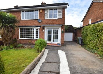 Thumbnail 3 bed semi-detached house for sale in South Mead, Poynton, Stockport