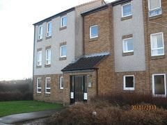 Thumbnail 1 bed flat to rent in Dobson's Walk, Haddington