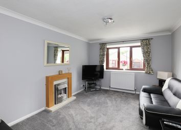 Thumbnail 2 bed semi-detached bungalow for sale in Highland Road, New Whittington, Chesterfield