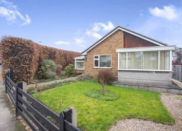 Thumbnail 3 bed detached bungalow for sale in Charles Avenue, Eastwood, Nottingham