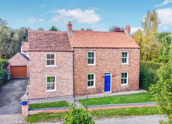 Thumbnail 5 bed detached house for sale in Barrel Hill Road, Sutton-On-Trent, Newark
