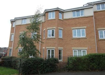 Thumbnail 2 bed flat to rent in Roundhouse Crescent, Worksop