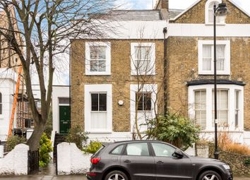 Thumbnail 2 bed flat for sale in Stock Orchard Crescent, London