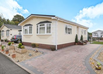 Thumbnail 2 bed mobile/park home for sale in Cleobury Road, Far Forest, Kidderminster