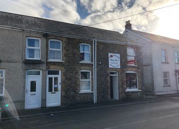 Thumbnail Retail premises for sale in Tycroes Road, Tycroes, Ammanford