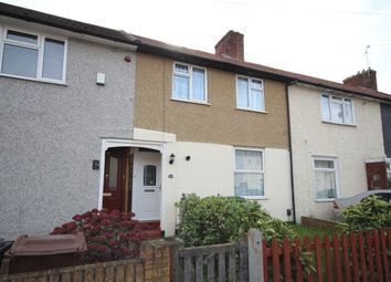 Thumbnail 3 bed terraced house to rent in Brittain Road, Dagenham