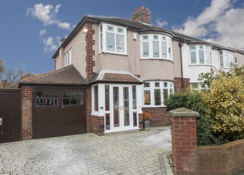 Thumbnail 3 bed semi-detached house for sale in Brendale Avenue, Maghull, Merseyside