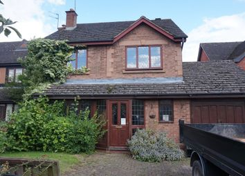 Thumbnail 4 bedroom detached house for sale in Oldacre Close, Sutton Coldfield