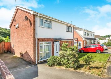 Thumbnail 2 bedroom semi-detached house for sale in Tyn Y Cae, Pontardawe, Swansea