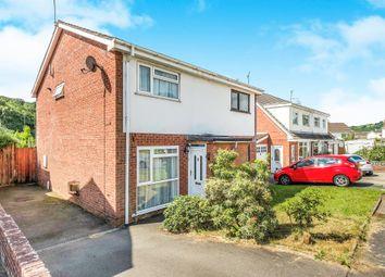Thumbnail 2 bedroom semi-detached house for sale in Tyn Y Cae, Pontardawe, Swansea