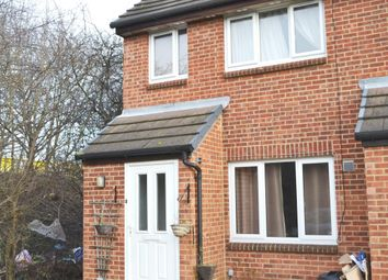 Thumbnail 1 bed flat to rent in Columbine Way, Harold Wood, Romford